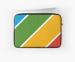 laptop, office, and laptop sleeve image