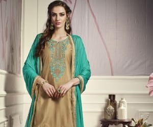 salwar kameez, punjabi suit, and salwar suit image