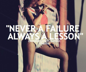 rihanna, lesson, and text image