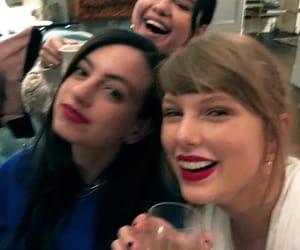 selena gomez, Taylor Swift, and girls image