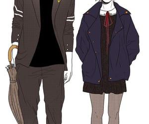 anime, tsukiyama, and eto image