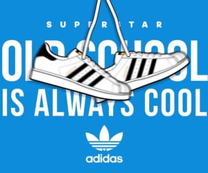 adidas originals, superstar, and adidas image