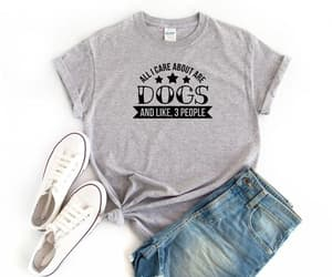 etsy, i love dogs, and dog lover gift image