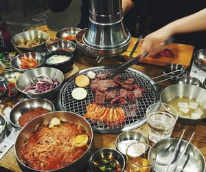 food and korean food image