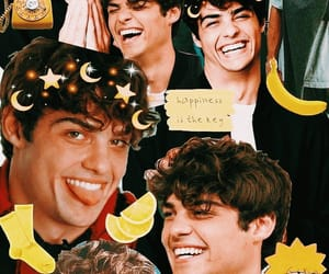 noah centineo and yellow image
