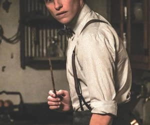 newt and fantastic beasts image