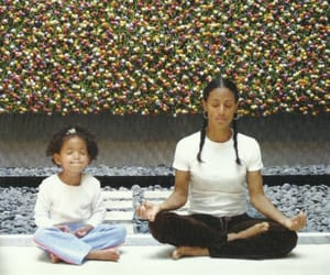 meditation and willow smith image