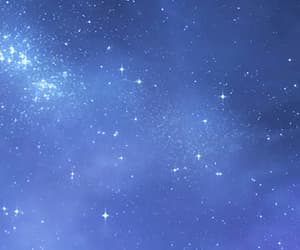 blue, galaxy, and gif image