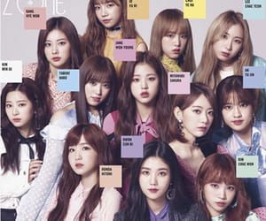 izone, ot12, and iz*one image