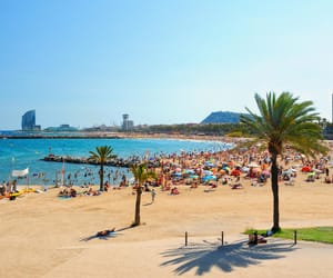 travel, things to do, and Barcelona image
