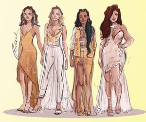 celebrities, headers, and little mix image