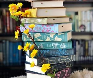 books, reading, and novel image