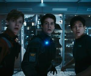 movie, newt, and ki hong lee image