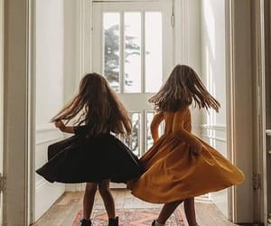 kids, blonde, and dance image