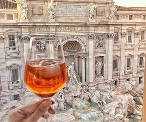 beauty, rome, and glass image