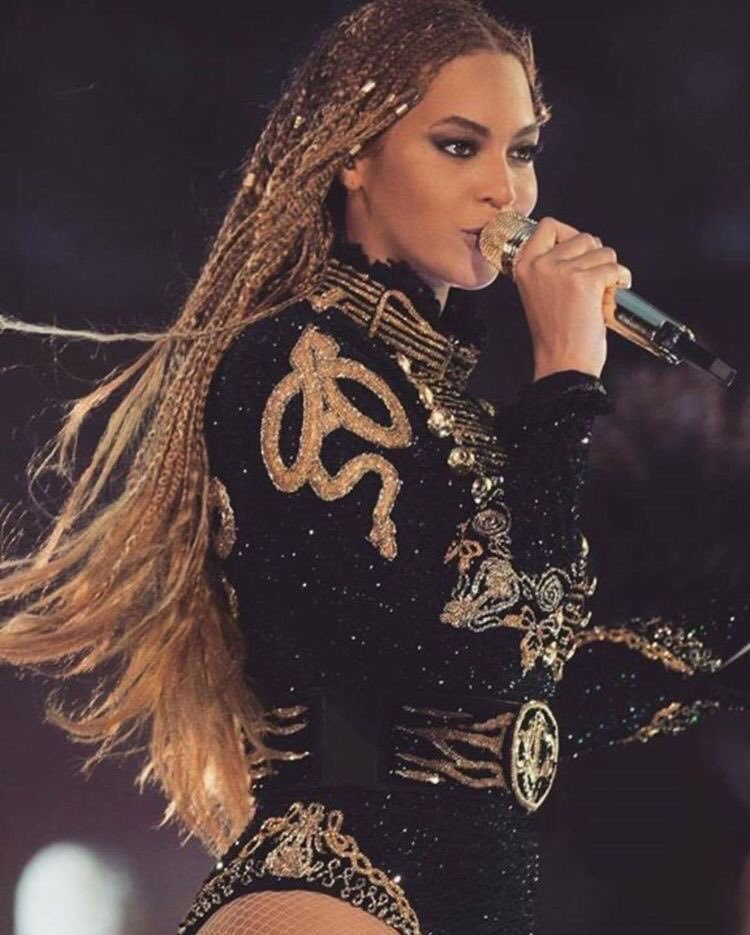 beyoncé, formation world tour, and wembley stadium image