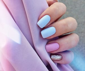 fashion, lookbook, and nails image
