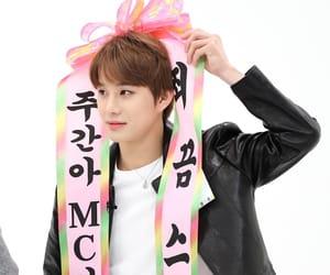 boy, korean, and winwin image