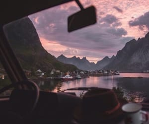 sky, car, and travel image
