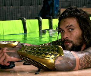 aquaman, gif, and arthur curry image