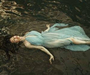 fantasy, mythology, and water image