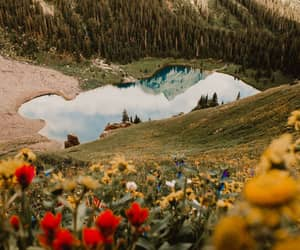 earth, landscape, and photography image