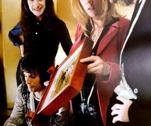 band, Freddie Mercury, and Queen image