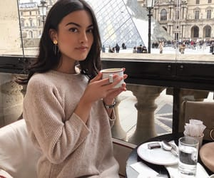 cafe, cities, and clothes image