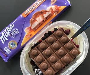 chocolate and yum image