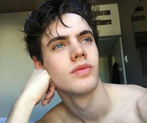 blue eyes, boy, and boyfriend image