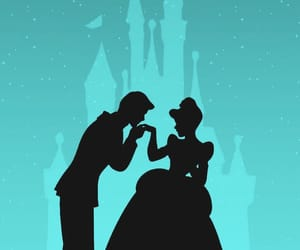 cinderella, disney, and disnye image