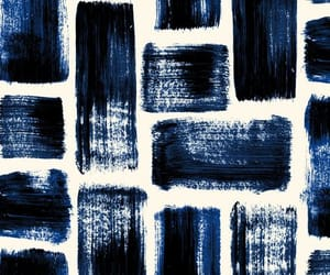 art, abstract, and blue image