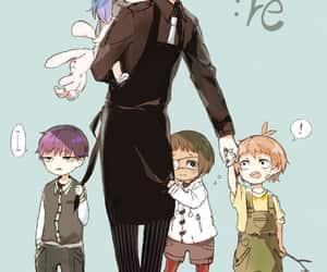 tokyo ghoul, anime, and haise sasaki image