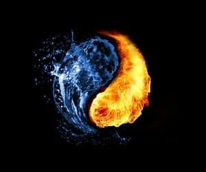 agua and fuego image