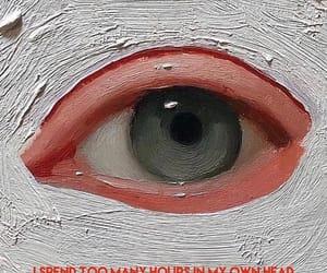 aesthetic, art, and blue eyes image