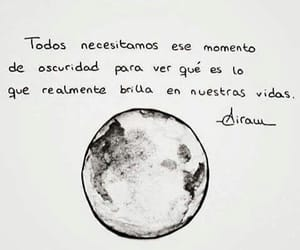 frases, Darkness, and quotes image