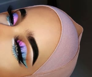 colours, make-up, and soft image