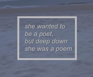 quotes, indie, and poetry image