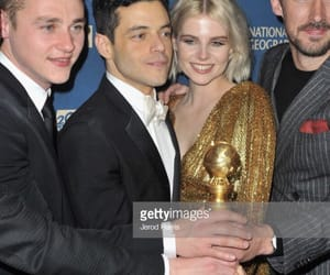 cutee, rami malek, and joe mazzello image