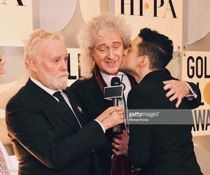 rami malek, cutee, and Queen image