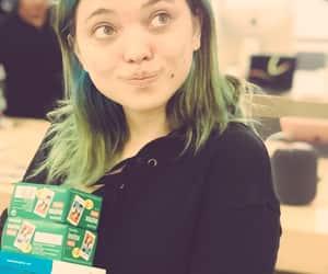 green, cute, and rena lovelis image