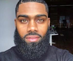 beard, philly, and yummm image