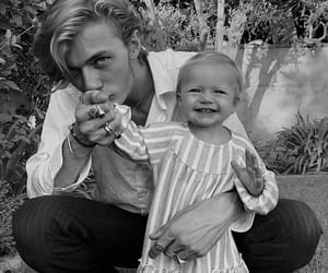 lucky blue smith and girl image