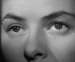1945, eyes, and ingrid bergman image