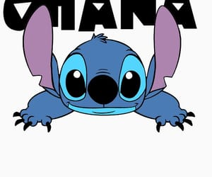 family, stitch, and love image