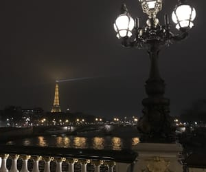 bright, champs elysees, and eiffel tower image