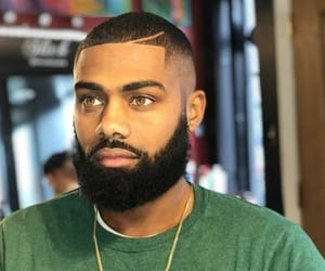 beards, guys, and black king things image