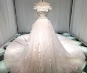 bridal gown, best wedding dress, and lace image