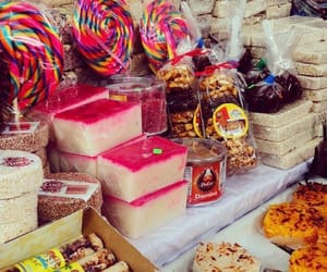 paletas, dulces, and méxico image