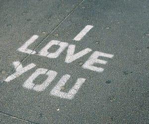 aesthetic, feelings, and I Love You image